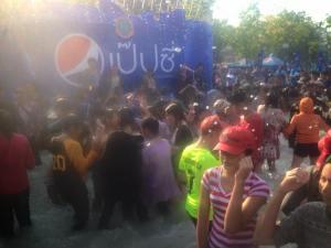 Happy Songkran Korat! (Sponsored by Pepsi)