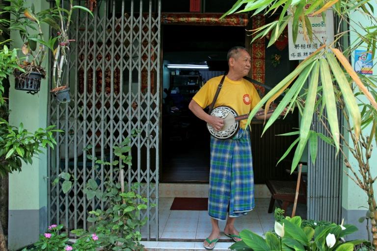 Banjo Man Distance