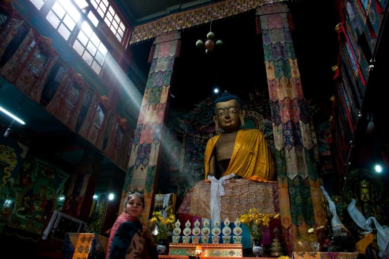 Madya and Buddha